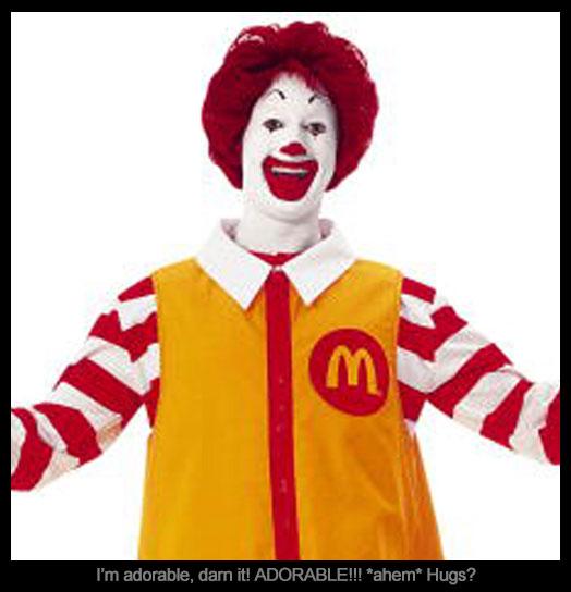 Mayniax Branding Ronald McDonald