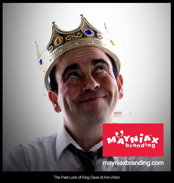 dave murray mayniax branding king dave of ann arbor