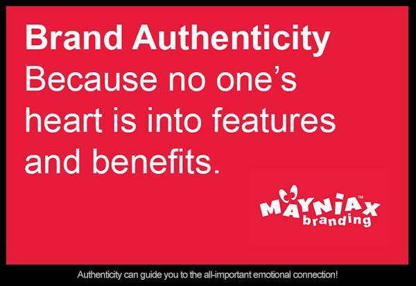mayniax branding brand authenticity