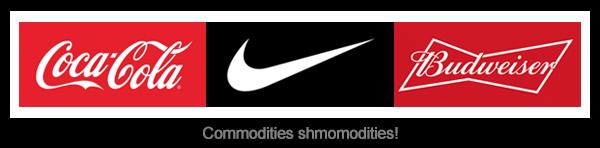 Mayniax Branding - Commodities Shmomodities!