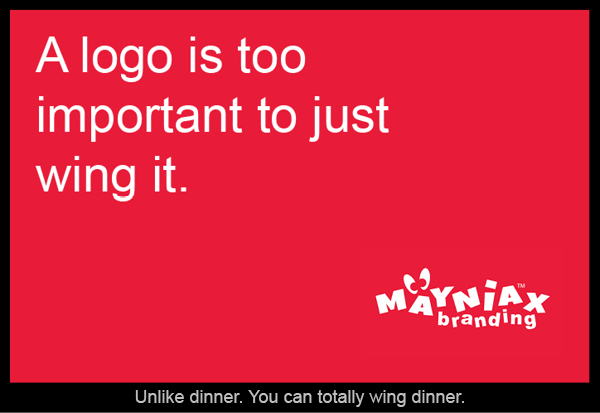 Mayniax Branding - A logo is too important to just wing it