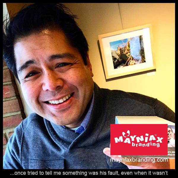 Francis Olegario Mayniax Branding Giving Thanks Thanksgiving 2016