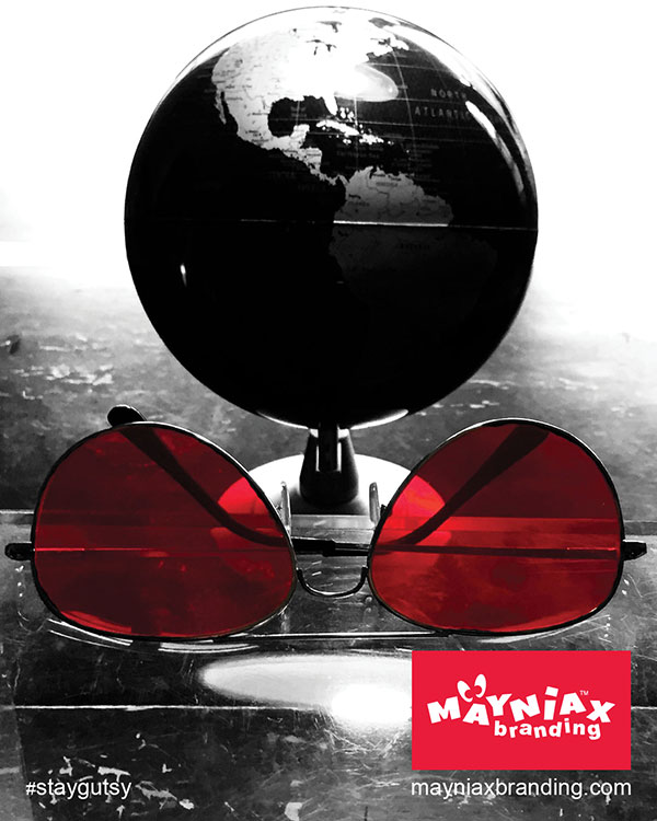 Mayniax Branding, in Ann Arbor - We see the world through rose-colored glasses